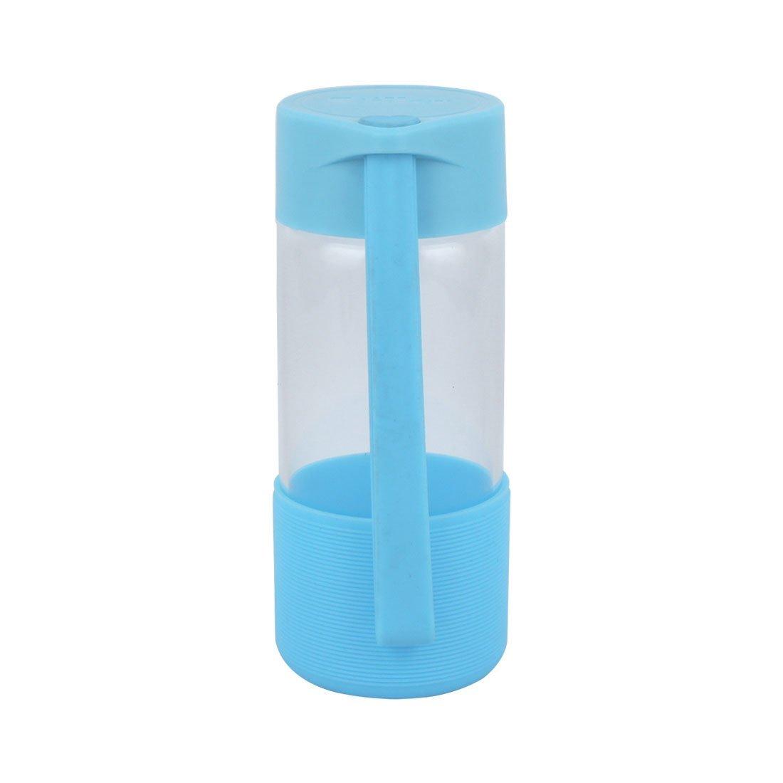 Amazon.com : eDealMax Diller Autorizado de silicona Manga té Taza de jugo portátil Deportes Senderismo Taza 300ml Botella de agua Potable : Sports & ...