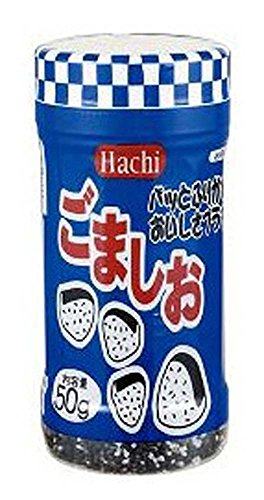 Hachi Goma Sio Sesame Salt 1.76oz(50g) by Hachi