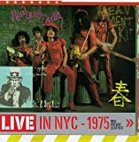 Live in NYC - 1975