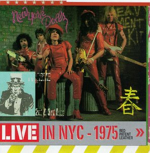 Live in NYC - 1975 by RESTLESS RECORDS