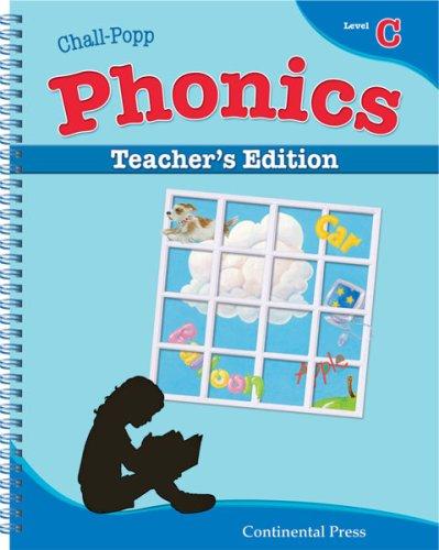 Read Online Phonics Books: Chall-Popp Phonics: Annotated Teacher's Edition, Level C - 2nd Grade PDF