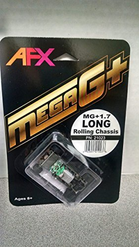 AFX AFX21023 Mega G+ Rolling Chassis - Long