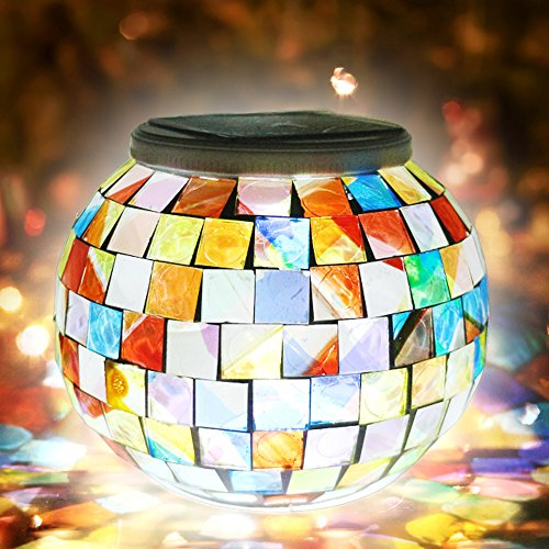 Led Light Glass Table - 8