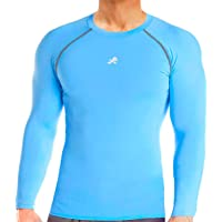 Redesign Compression Top Tshirt Full Sleeve Nylon Tights (Color Options)