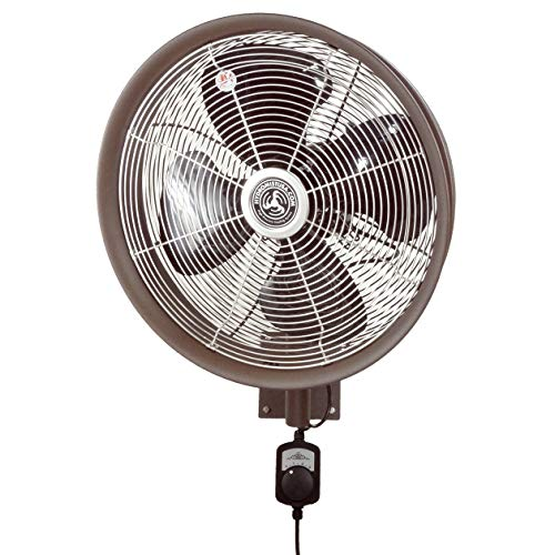 HydroMist F10-14-021 Outdoor Fan