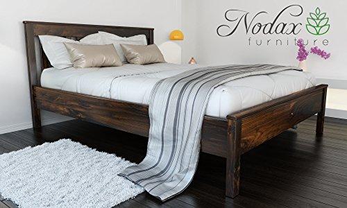 8c2d0344ba4 Wooden Pine King Size Bed Frame