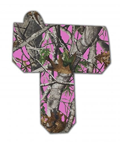 Showman Real Oak Cordura nylon western saddle cover Camo Pink ()