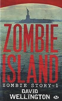 Zombie Story, Tome 1 : Zombie Island  par Wellington