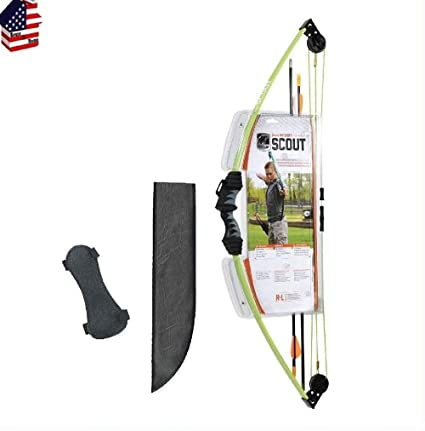 save off nice shoes beauty Amazon.com : Archery Scout Bow Arrow Set Left and Right Hand ...