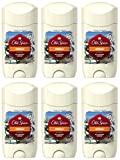 old spice for men - Old Spice Antiperspirant and Deodorant for Men, Fresher Collection, Denali Invisible Solid, Musky Woods & Citrus, 2.6 Oz (Pack of 6)