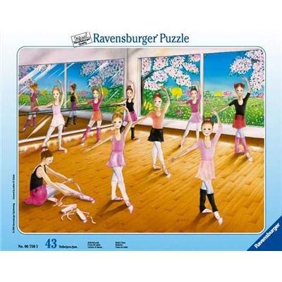 Ravensburger Frame Puzzle Ballet Class