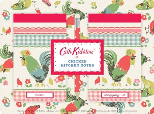 Cath Kidston Chicken Kitchen Notes
