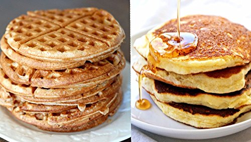 PANCAKE & WAFFLE MIX REGULAR- 55lb by Dylmine Health (Image #2)