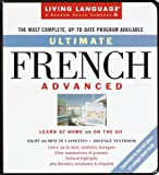 Ultimate French Advanced Manual, Living Language Staff, 0609601946