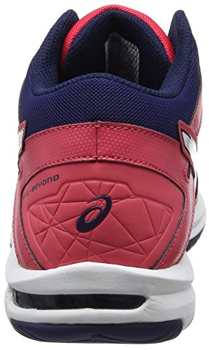 5 beyond Blue Mt Gel Para Mujer Zapatos white Voleibol Multicolor De Asics Red indigo rouge EqFA5wxUF