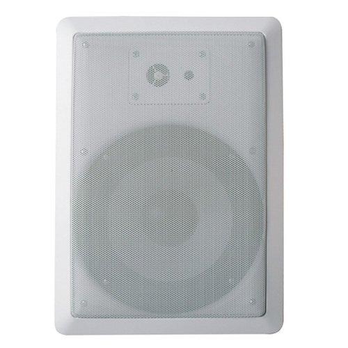 Acoustic Audio CS-IW830 350 Watt In Wall 3-Way Speaker (White) by Acoustic Audio by Goldwood