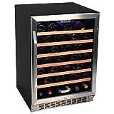 EdgeStar 53 Bottle Built-In Wine Cooler