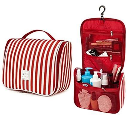 Hanging Toiletry Bag - Large Capacity Travel Bag for Women and Men - Toiletry Kit  Cosmetic Bag  Makeup Bag - Travel Accessories