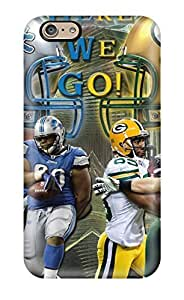 High Quality JoelNR Detroit Lionsreenay Packers Skin Case Cover Specially Designed For Iphone - 6