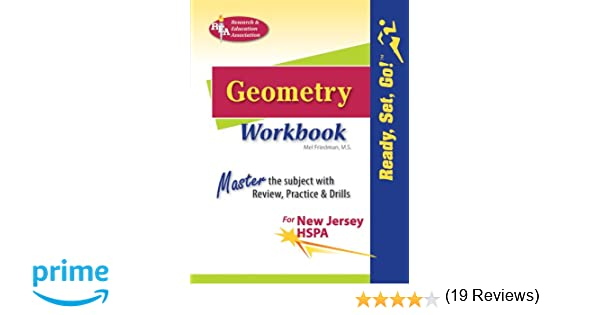 Amazon.com: New Jersey HSPA Geometry Workbook (Mathematics ...