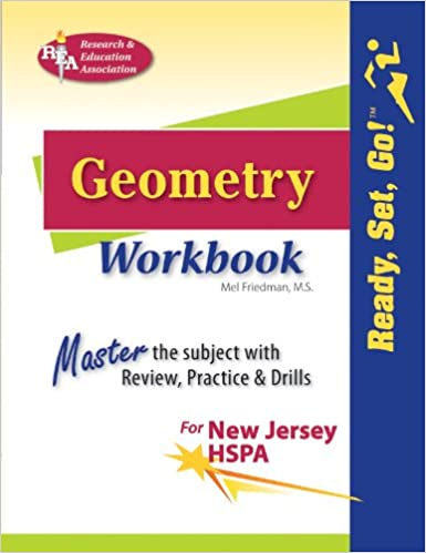 Amazon new jersey hspa geometry workbook mathematics new jersey hspa geometry workbook mathematics learning and practice workbook edition fandeluxe Choice Image
