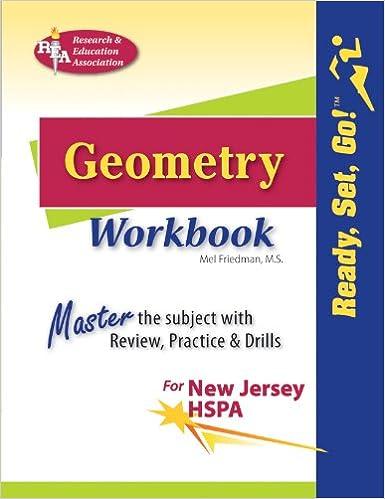 Amazon.com: New Jersey HSPA Geometry Workbook (Mathematics ...