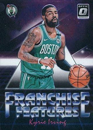 80f81edf76f1c Amazon.com: 2018-19 Donruss Optic Franchise Features Basketball #2 ...