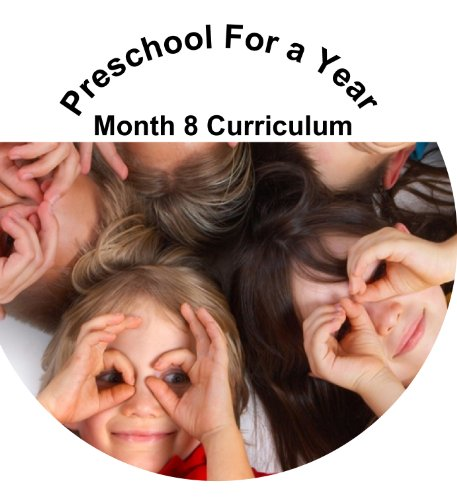 (Entire Month Preschool Curriculum! Month 8! Print Right From Disc!! 12 Lesson Plans and Everything Is Included to Print From Home! Preschool for a Year Month 8 Includes-letter U (3)