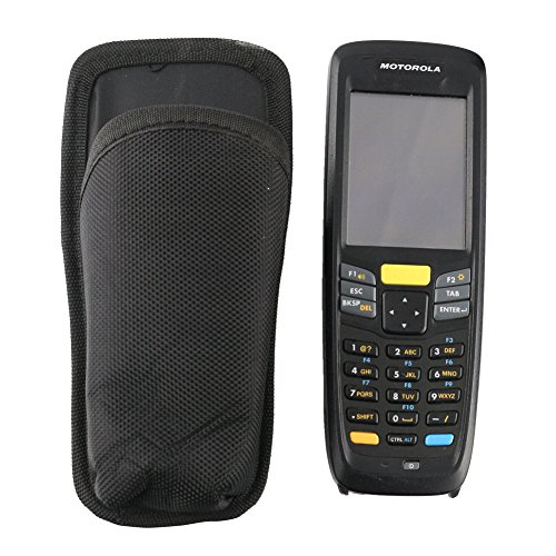 (Fabric Holster for Zebra MC2100 Motorola MC2100 Barcode Scanner Handheld Computer SG-MC2121205-01R)