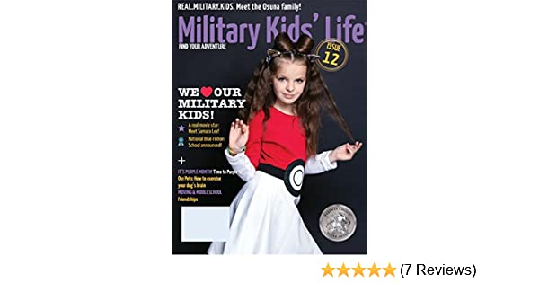 Military Kids Life: Amazon com: Magazines