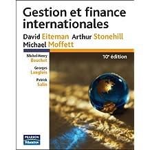 Gestion et finance inter. 10/e