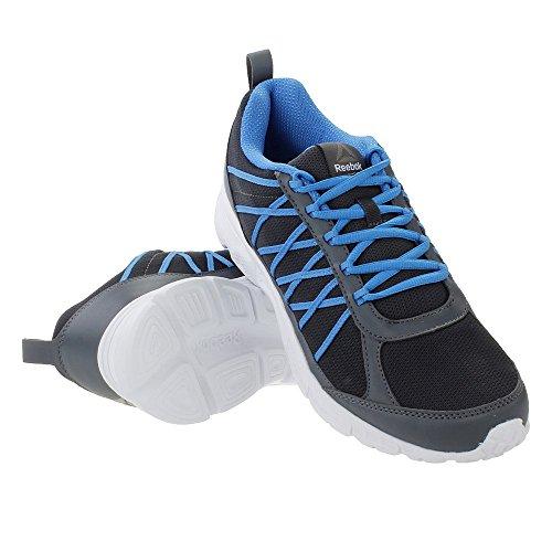 Reebok Bd5574, Zapatillas de Trail Running para Hombre Gris (Nocturnal Grey /             Instinct Blue /             White /             Pewte)