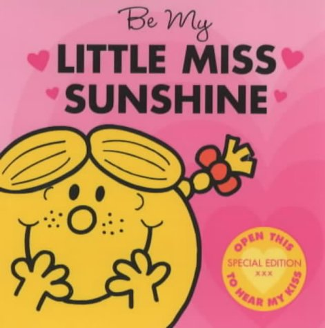 Book cover for Be My Little Miss Sunshine