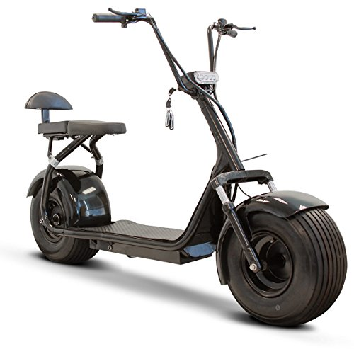 eWheels EW 08 Blk Electric Scooter product image