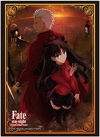Amazon Com Rin And Archer Fsn Ubw Card Game Character Sleeves