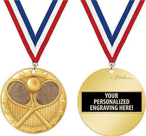 Crown Awards Tennis Medal, 2