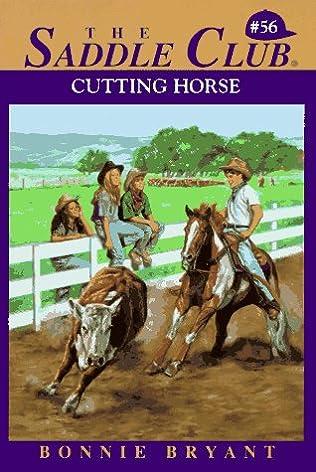 book cover of Cutting Horse