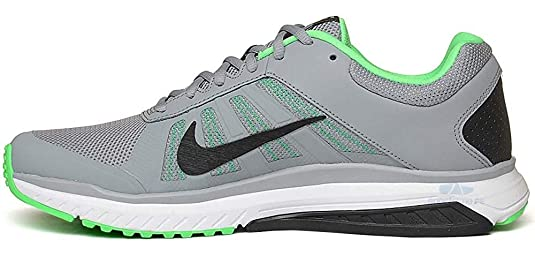 03592af3c Nike Men s Stealth Blk-ELECTROGREEN Running Shoes-7 UK India (41 EU)  (831533-014)  Buy Online at Low Prices in India - Amazon.in