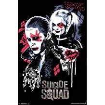 """Trends International Suicide Squad Twisted Love Wall Poster 22.375"""" x 34"""""""