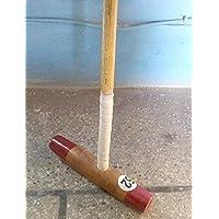 2Pcs Polo Stick Root caña Mazos