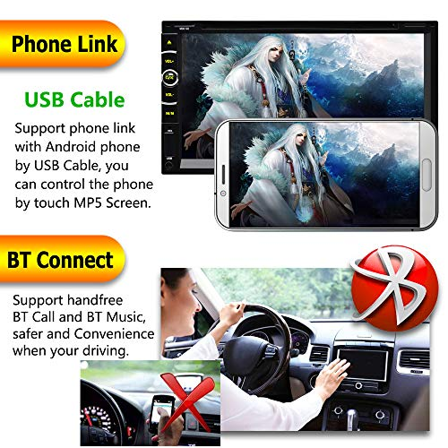 Buy tv radio for car with backup camera