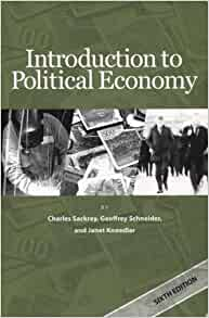 Outline Of Political Economy