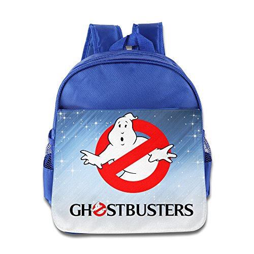 [Ghostbusters Boys Classic Backpack School Bag] (Ghostbuster Costume Backpack)