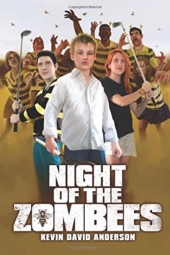 Night of the ZomBEEs: School and Library Edition PDF