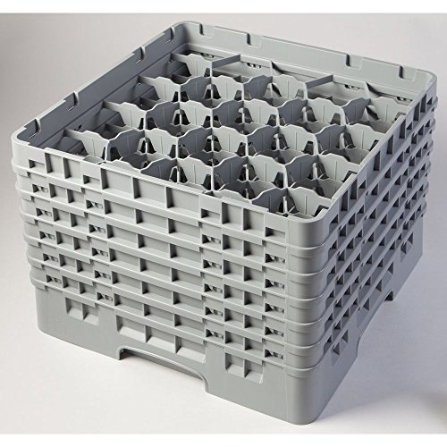 Cambro 20 Compartment Camrack 11 3/4'' Soft Gray by Cambro