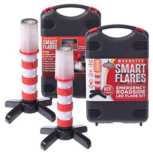 Magnatek LED Flashing Roadside Emergency - Emergency Warning Triangle Shopping Results
