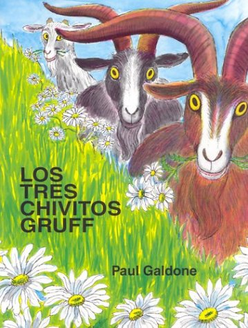 Download Los Tres Chivitos Gruff (Spanish Edition) pdf