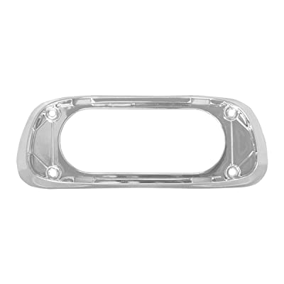 Grand General Chrome Plastic Dome Light Bezel for Kenworth W&T 2006+: Automotive