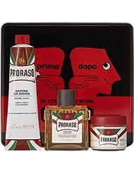 Proraso Vintage Prima Dopo Tin Gift Set, Moisturizing and Nourishing Formula