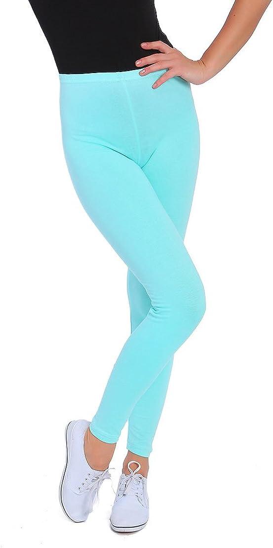 Leggings Suaves para Mujer Algod/ón FUTURO FASHION